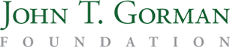 John T. Gorman Foundation logo